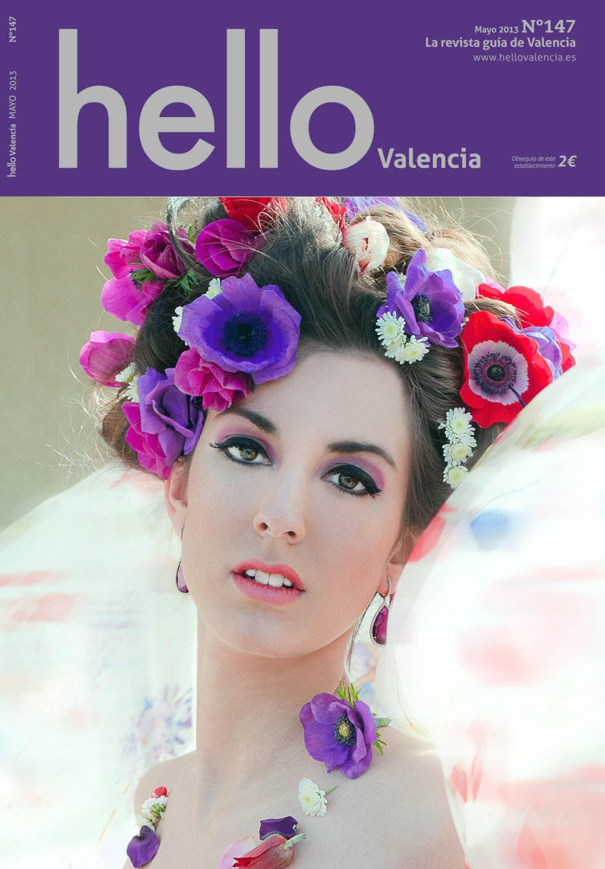 Hello Valencia #148 Mayo 2013 Cover