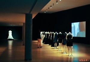 Inauguración Presen Rodriguez. Una Instalación en Blanco y Negro